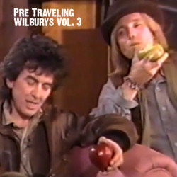 Pre Traveling Wilburys Vol. 3 Artwork