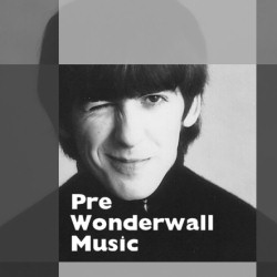 Pre Wonderwall Music Artwork